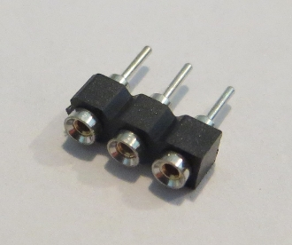 3 Pin Female Connector [ for charging NiMH batteries]
