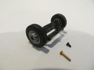 Front Axle Faller #163002
